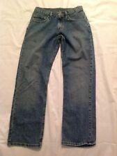 Lee Jeans 18R Youth Adjustable Waist Blue RN 130273