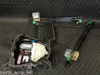 2006 SEAT LEON 1.9 TDI 5DR DRIVER SIDE FRONT WINDOW MOTOR REGULATOR 1P0837402C