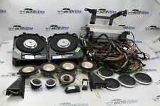 BMW E93 3 SERIES INDIVIDUAL AUDIO SOUND SYSTEM SPEAKERS SUBWOOFERS AMPLIFIER SET