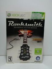 Video Game - Microsoft Xbox 360 - ROCKSMITH - Pre-owned