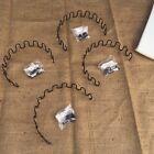 RECLINER CHAiR SPRING / BURLAP Restoration DIY Repair Kit 4 18 INCH SPRINGS