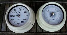 Uhr und Barometer Marke Royal Made in England