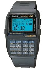 CASIO DATABANK DBC150 DBC150-1 WATCH CALCULATOR (150 MEMORY)