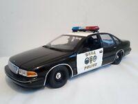 UT Models 1/18 scale Chevrolet Caprice BREA Police