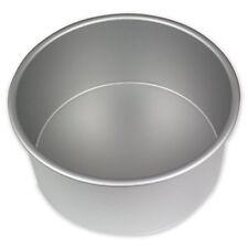 """Pme 7x4"""" Rond Cercle Anodisé Aluminium Gâteau Cuisiner plat Étain Moule Sucre"""