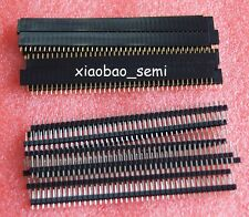 10Pair 2.54mm 40pin header Single row straight male female Connector For Arduino