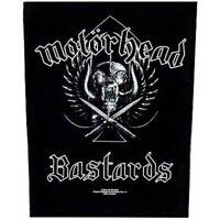 Motorhead Bastards Jacket Back Patch Official Metal Rock Band Merch New