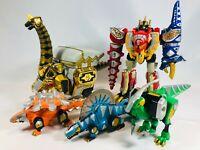 Power Rangers Deluxe Brachio Abaren oh Abaranger Megazord Bandai Japan #767