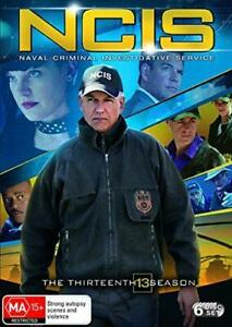 NCIS - Season 13,  DVD, Mark Harmon, Michael Weatherly, Sean Murray, David McCal