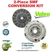 VALEO SMF Clutch Kit 2-PC for OPEL MERIVA 1.3 CDTI 2003-2010