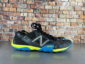 New Balance Minimus 10V1 Running Shoes Black WT22GC Low Top Vibram Womens sz 10