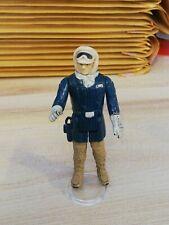 Han Solo Hoth Vintage Star Wars Figure! ( ref E794)