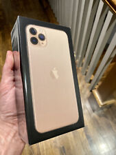 Brand New Apple iPhone 11 Pro Max 64GB Gold (Spectrum) A2161 (CDMA+GSM) NIB