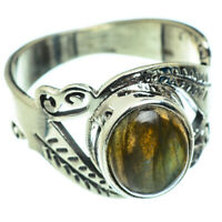 Labradorite 925 Sterling Silver Ring Size 8.75 Ana Co Jewelry R47776F