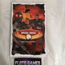 Notice de CT Special Forces Fire For Effect pour PS2 PAL FR - Floto Games