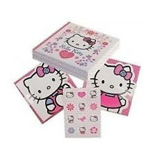 Hello Kitty Folksy Notecards