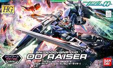 Bandai 00 144-38 1/144 HG GN-0000 + GNR-010 00 Raiser