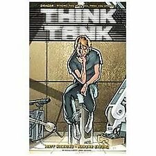 Think Tank Vol. 1 by Matt Hawkins (2012, Paperback) New