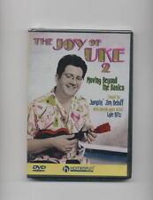 Joy Of Uke 2 - Ukulele - Jim Beloff *New* Dvd