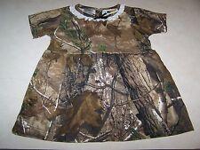BASS PRO SHOP camo toddler dress SIZE L 12-18 REALTREE CAMO free shipping