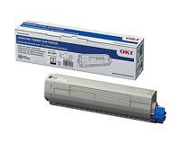 Okidata C831dn MC873dn MC873dnx C831n MC873dnc Black Toner Cartridge 44844512