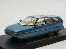 FRANSTYLE 004 by Momaco - Citroen EOLE Concept Car Genfer Autosalon 1986 1:43