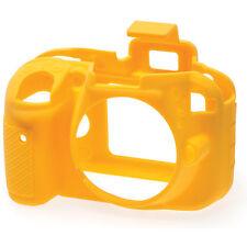 easyCover Protective Skin - Camera Cover for Nikon D3300 Camera (Yellow)
