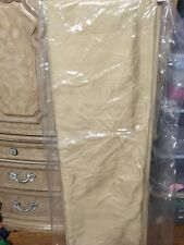 Gorgeous Pottery Barn Silk Gold Curtains