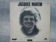 JACQUES MARTIN 33 TOURS FRANCE A BOBINO