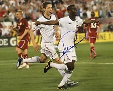 PROOF! MAURICE EDU Signed Autographed 8x10 Photo USA Mens Soccer Union