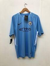 Nike Women's Manchester City FC 17/18 Home Shirt - Medium - Sky Blue - New