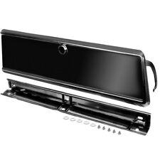 1966 67 Chevy II Nova Glove Box Door & Hinge w/ Hardware (Metal Door) Dynacorn