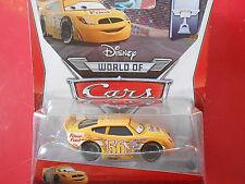 DISNEY CARS FIBER FUEL N°56 NEUVE - VOITURE DE COURSE NASCAR --