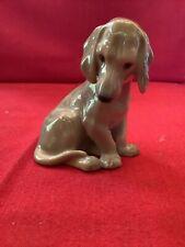 B&G Bing And Grondahl~ #1755 ~Dachshund ~ Dog ~Puppy ~Made In Denmark Signed Vtg