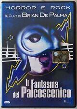 IL FANTASMA DEL PALCOSCENICO RARO DVD PRIMA EDIZIONE