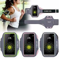 GBOS® Sports Armband For LG V20 Adjustable Running Jogging Workout Exercise Case
