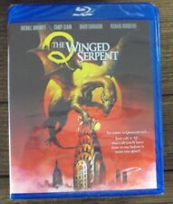 Q THE WINGED SERPENT BLU-RAY SEALED Shout Factory reissue Larry Cohen horror