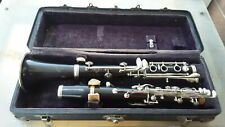 Buffet Crampon 1R 1902 Clarinet With Case 1R64 A Paris France Crampon Cie