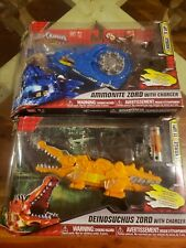Power Rangers Ammonite & Deinosuchus Zords