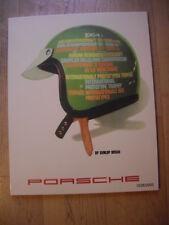 Porsche Blechschild Limited Edition 50x40cm Racing Rennsport Motorsport