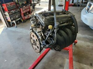 Engine 2.4L VIN E 5th Digit 2AZFE Engine 05-06 SCION TC Toyota Rav 4