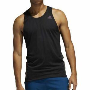 ADIDAS Rise Up N Run Men's Running Vest Top