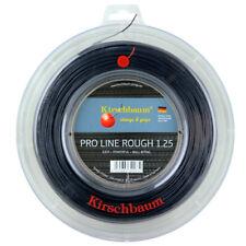 Kirschbaum Pro Line ROUGH (Black) 1.25mm/17 200m/660ft Tennis String Reel