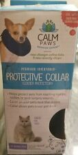 Calm Paws Premium Inflatable Protective Collar Xsmall for Cat Dog NIB