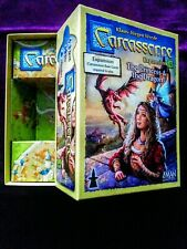 Carcassonne Expansion 3 - Princess & The Dragon, EMPTY BOX, Spare, Replacement