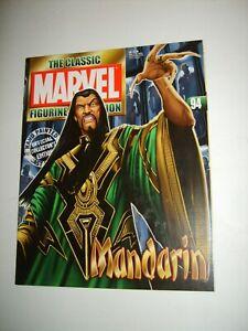 MANDARIN # 94 Eaglemoss Lead Comic Fact File MARVEL MAGAZINE NO FIGURE IRON MAN