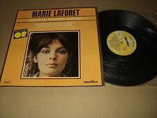 """MARIE LAFORET 33 TOURS LP 12"""" FRANCE ROLLING STONES LAMA FRANCIS LAI D GERARD"""