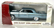 Motor Max 1/24 Die Cast Collectible 1964 Chevrolet Impala  w/ Box