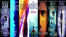 "Lot of 7 Dean Koontz's ""Odd Thomas"" Complete Hardcover Series"
