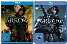 Arrow Staffel 4+5 Blu-ray Set NEU OVP DC-Comics Serie